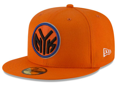 New York Knicks New Era NBA Solid Team 59FIFTY Cap