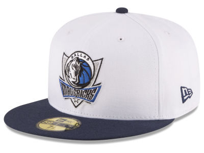 Dallas Mavericks New Era NBA 2-Tone 59FIFTY Cap