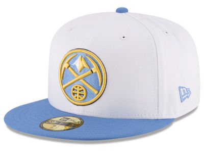 Denver Nuggets New Era NBA 2 Tone Team 59FIFTY Cap