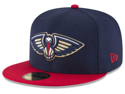 New Orleans Pelicans New Era NBA 2 Tone Team 59FIFTY Cap