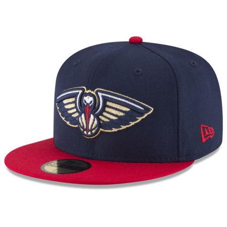 New Orleans Pelicans New Era NBA 2 Tone Team 59FIFTY Cap