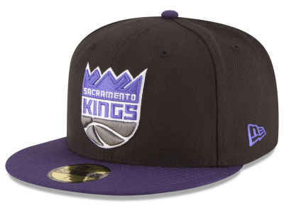 Sacramento Kings New Era NBA 2 Tone Team 59FIFTY Cap