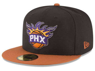 Phoenix Suns New Era NBA 2 Tone Team 59FIFTY Cap
