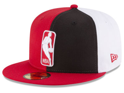 Atlanta Hawks New Era NBA Logoman 59FIFTY Cap
