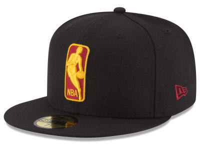 Cleveland Cavaliers New Era NBA Logoman 59FIFTY Cap