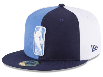 Denver Nuggets New Era NBA Logoman 59FIFTY Cap