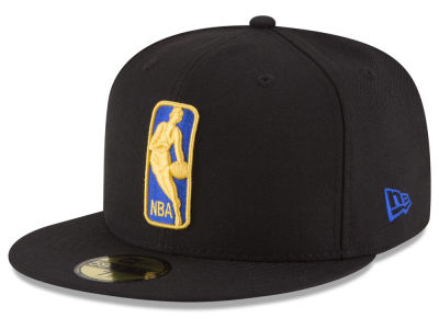 Golden State Warriors New Era NBA Logoman 59FIFTY Cap