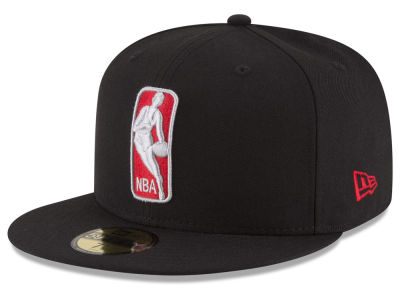 Houston Rockets New Era NBA Logoman 59FIFTY Cap
