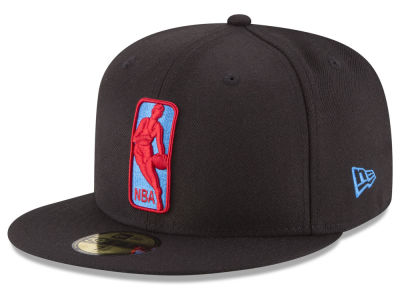 Philadelphia 76ers New Era NBA Logoman 59FIFTY Cap