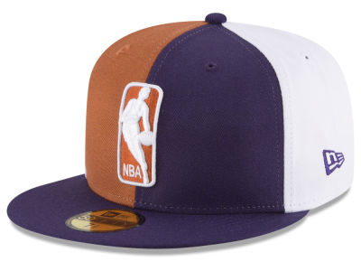 Phoenix Suns New Era NBA Logoman 59FIFTY Cap