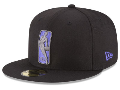 Sacramento Kings New Era NBA Logoman 59FIFTY Cap