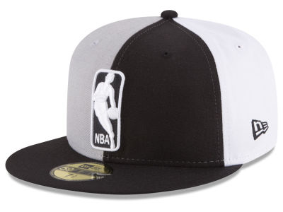 San Antonio Spurs New Era NBA Logoman 59FIFTY Cap