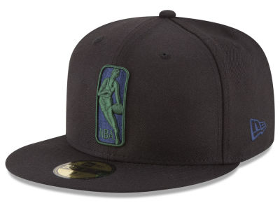 Utah Jazz New Era NBA Logoman 59FIFTY Cap