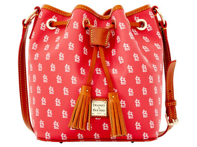 St. Louis Cardinals Dooney & Bourke Kendall Crossbody