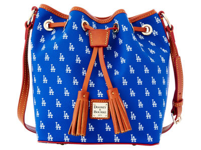 Los Angeles Dodgers Dooney & Bourke Kendall Crossbody