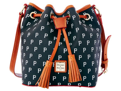 Pittsburgh Pirates Dooney & Bourke Kendall Crossbody