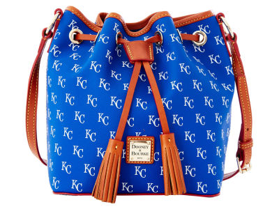 Kansas City Royals Dooney & Bourke Kendall Crossbody