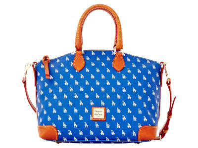 Los Angeles Dodgers Dooney & Bourke Satchel