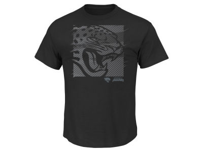 Jacksonville Jaguars Majestic NFL Men's The Right Direction T-Shirt