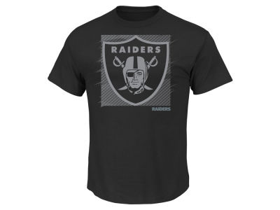 Oakland Raiders Majestic NFL Men's The Right Direction T-Shirt