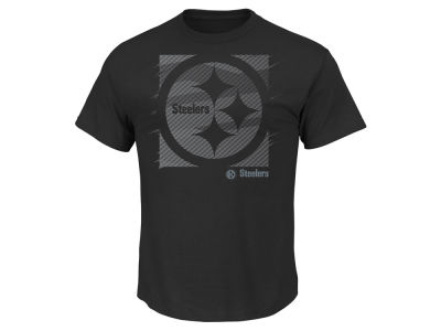 Pittsburgh Steelers Majestic NFL Men's The Right Direction T-Shirt