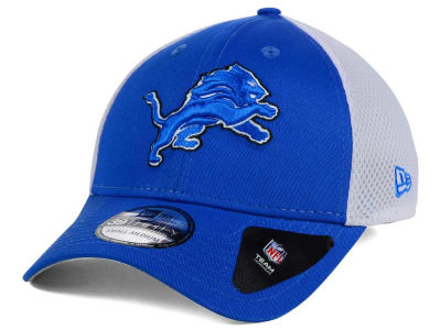 Detroit Lions New Era NFL Neo Builder 39THIRTY Cap