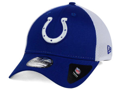 Indianapolis Colts New Era NFL Neo Builder 39THIRTY Cap