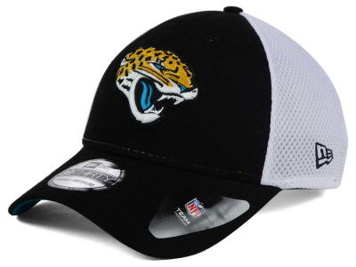 Jacksonville Jaguars New Era NFL Neo Builder 39THIRTY Cap