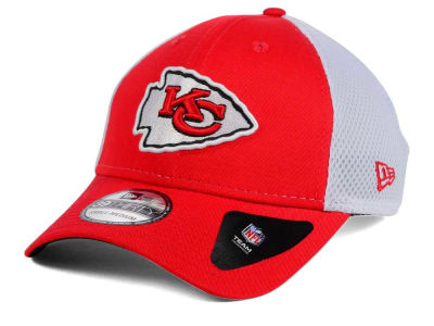 Kansas City Chiefs New Era NFL Neo Builder 39THIRTY Cap