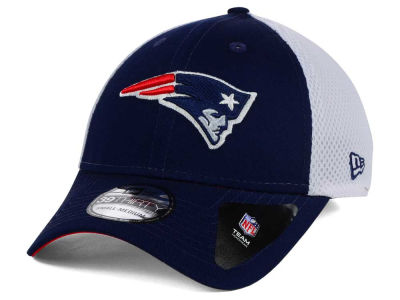 New England Patriots New Era NFL Neo Builder 39THIRTY Cap