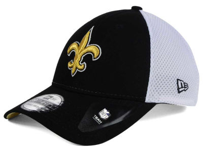 New Orleans Saints New Era NFL Neo Builder 39THIRTY Cap