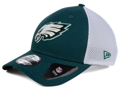 Philadelphia Eagles New Era NFL Neo Builder 39THIRTY Cap