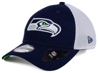 Seattle Seahawks New Era NFL Neo Builder 39THIRTY Cap