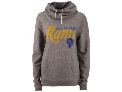 Los Angeles Rams NFL Women's Vintage Funnel Sweatshirt