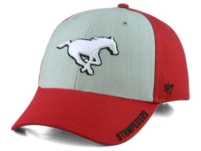 Calgary Stampeders '47 CFL Beta '47 MVP Adjustable Cap