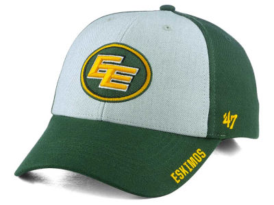 Edmonton Eskimos '47 CFL Beta '47 MVP Adjustable Cap
