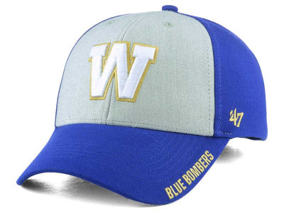 Winnipeg Blue Bombers '47 CFL Beta '47 MVP Adjustable Cap