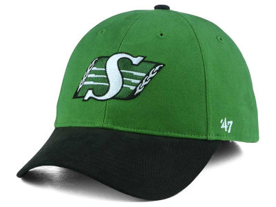 Saskatchewan Roughriders '47 CFL Youth Short Stack '47 MVP Cap