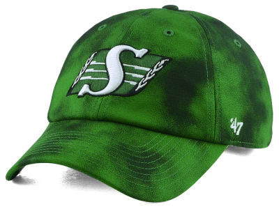 Saskatchewan Roughriders '47 CFL Women's Cirrus '47 CLEAN UP Cap