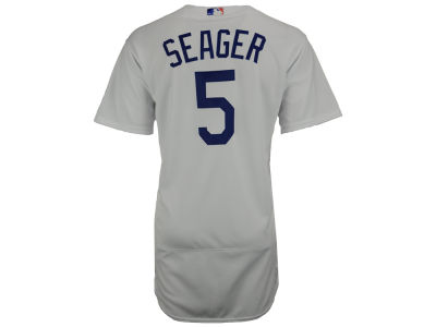 Los Angeles Dodgers Corey Seager MLB Men's Flexbase On-Field Player Jersey