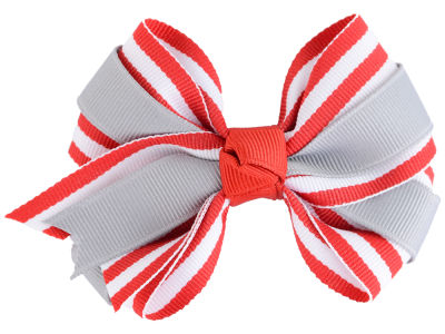 Ohio State Buckeyes Two Tone Fluff with Knot