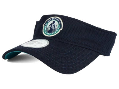 Seattle Mariners Ken Griffey Jr. New Era MLB Hall of Fame Visor