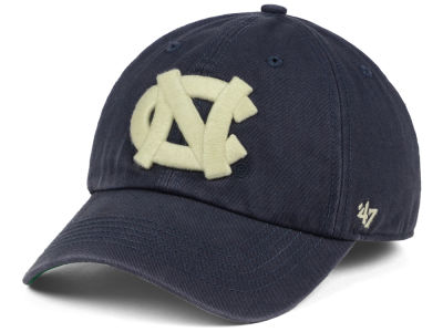 North Carolina Tar Heels '47 NCAA '47 Vintage Navy Franchise Cap