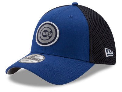 Chicago Cubs New Era MLB Jersey Hook Neo 39THIRTY Cap