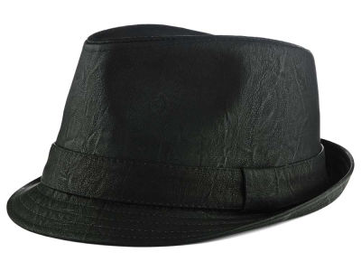 LIDS Private Label Black Fedora