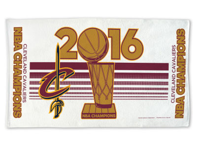 Cleveland Cavaliers 2016 NBA Finals Champs Event Locker Room Towel