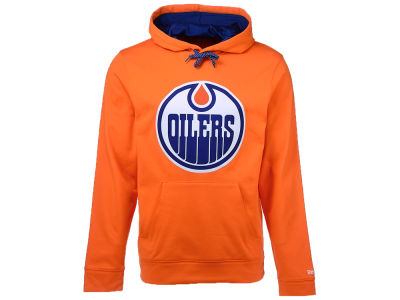 Edmonton Oilers Reebok NHL Men's Playbook Hoodie