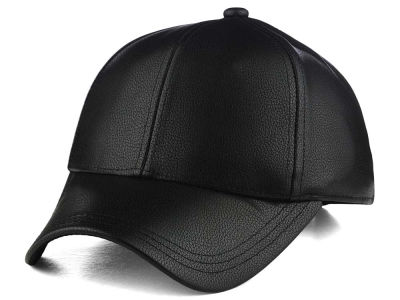 LIDS Private Label Faux Leather Adjustable Cap