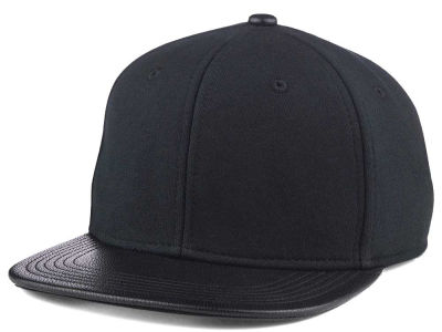 LIDS Private Label Jersey Pebble Visor Snapback Cap