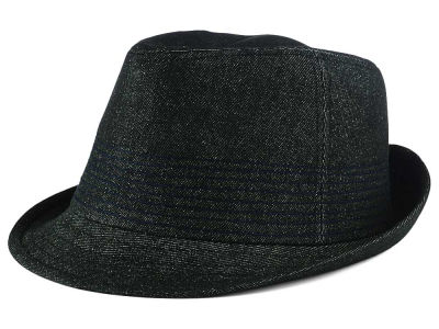 LIDS Private Label Soft Trilby Multi Heavy Stiitch Hatband